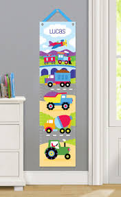 Trains, Planes And Trucks Personalized Kids Canvas Growth Chart ... Olive Kids Trains Planes Trucks Original Sleeping Bag Ebay Back To The Future Toy Train Remote Control Toys Compare Prices Amazoncom Wildkin Toddler Sheet Set 100 Cotton Pillow Case Boys Bedding For Beautiful Amazon Nap Mat Mats Kids Rug Fniture Shop 51079 And Truck Good Times Rolling Canvas Tpee Gifts For Who Pack N Snack Bpack Table Chair Plush One Size