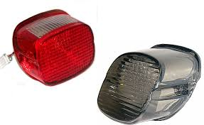 Harley Davidson Light Fixtures by Radiantz Replacement Strobing Led Taillight For Harley Davidson