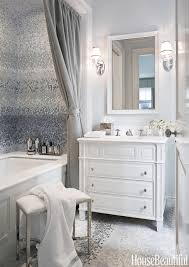 Wainscoting Bathroom Ideas Pictures by Bath U0026 Shower Bathroom Tile Gallery With Stylish Effects