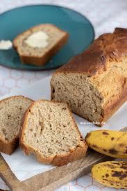 saftiges und gesundes bananenbrot ohne zucker