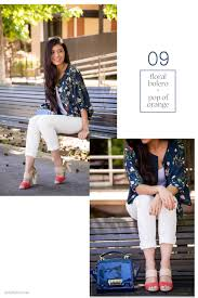what to wear with white jeans 16 stylish