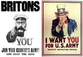 The Most Famous Uncle Sam Of All Was Created By Illustrator James Montgory Flagg And Used On This Army Recruiting Poster Which Adapted Lord
