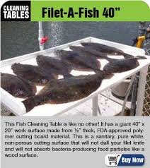 Stainless Steel Fish Cleaning Station With Sink by Slide5 Jpg