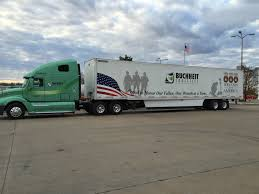 100 Buchheit Trucking Wreaths Across America Logistics