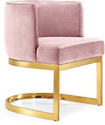 meridian furniture 718pink c collection modern