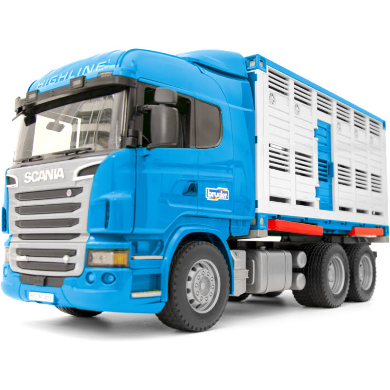 Bruder 03549 - Scania Cattle Transportation Truck
