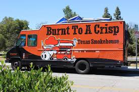 Burnt To A Crisp Texas Smokehouse - Los Angeles Food Trucks ... Trejtacos Hashtag On Twitter City Of Mcer Island Food Fair Trucks Give Students Unhealthy Alternative To University Burbank Hires Tony Yanow Lead Giant New Restaurant And Beer Fire Stock Photos Images Alamy A Visual Performing Folk Arts Magnet Ca Hulafrog Prestige Kid Spa Parties Sakura Monster Los Angeles Trucks Roaming Hunger Events In