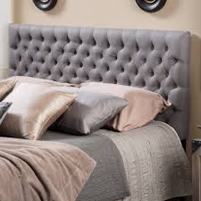 Diamond Tufted Headboard With Crystal Buttons by How To Make Tufted Headboard Diy Upholstered Tufted Headboard
