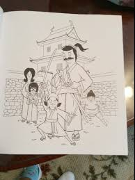 Adult Coloring Pages From Fox Bobs Burgers TV Show