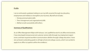 Sample Resume Marriage Profile Template And Impressive Examples Com Statements For College Students