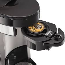 FlexBrewR Coffee Maker Single Serve Black