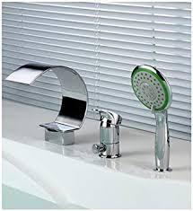 chrome badezimmer badewanne dusche wasserhahn wand bad