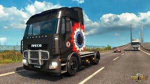 100 Euro Trucks Truck Simulator 2 Company Paintjobs Update 125 ETS2 Mods