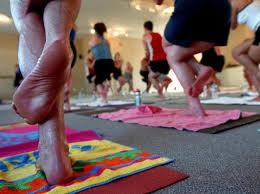 Bikram Yoga Will Make You Sweat But It Lose Weight