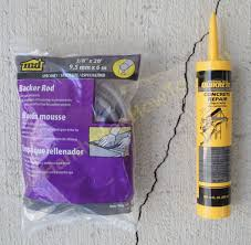 Quikrete Self Leveling Floor Resurfacer by How To Repair A Cracked Concrete Patio Slab With Quikrete