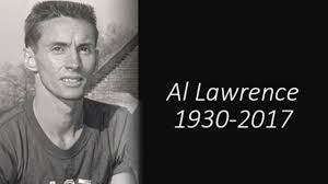 Lawrence Pumpkin Patch by Houston Mourns Olympian Ncaa Champion Al Lawrence