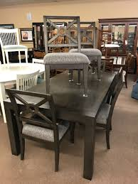 KLAUSSNER DINING SET W/6 CHAIR   Delmarva Furniture ... Klaussner Intertional Ding Room Reflections 455 Regency Lane 5 Piece Set Includes Table And 4 Outdoor Catalog 2019 By Home Furnishings Issuu Delray 24piece Hudsons Melbourne Seven With W8502srdc In Hackettstown Nj Carolina Prerves Relaxed Vintage 9 Pc Leather Quality Patio Sycamore Chair Lastfrom Fniture Exciting Designs Unique Perspective Soda Fine Mediterrian Reviews For Excellent