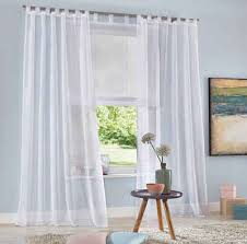 gardine belem my home schlaufen 1 stück vorhang fertiggardine transparent