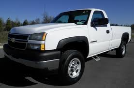 Sold.2007 CHEVROLET SILVERADO 2500 HD REGULAR CAB 4X2 121K 6.0L ...