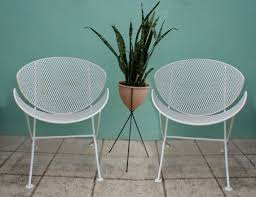 Vintage Woodard Patio Chairs by 52 Best Vintage Mid Century Patio Furniture Images On Pinterest