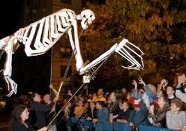 Greenwich Village Halloween Parade Street Closures by Halloween New Yorks Village Halloween Parade Nyc Live Stream Day