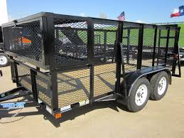 2014 Landscape Trailer 7x12 ST SOLD
