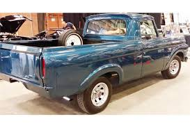 100 Ford Unibody Truck For Sale 1966 Ford F 100 Twin Beam Unibody Pickup Complete Restoration
