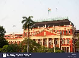 British Colonial Architecture Seat Of Government Writers Building Indian Flag BBD Bag