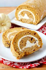 Libby Pumpkin Roll Recipe by Gluten Free Pumpkin Cake Roll Eazy Peazy Mealz