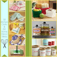 30 Kitchen Crafts And DIY Home Decor Ideas Diy Project