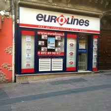 bureau eurolines eurolines arts entertainment 8 rue verdun montpellier