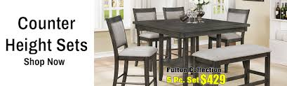 Counter Height Dining Room Sets In Houston