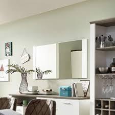 spiegel wandspiegel hängespiegel mateo weiß dekospiegel