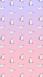 Wallpaper Unicorn Tumblr Papel De Parede Unicornio Fofo Segue Ai Q