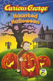 Halloween Childrens Books 2017 by Amazon Com Curious George Haunted Halloween Cgtv Reader