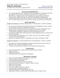 General Resume Summary New Resume Job Experience 100 Images No Job ...