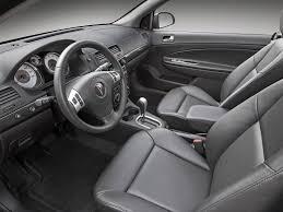 100 G5 Interior Pontiac GT 200709