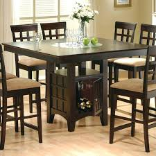 Cherry Dining Room Sets Cheap Set Wonderful Wicker Chair Upholstered