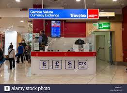 bureau de change dublin airport arrive at terminal 3 stock photos arrive at terminal 3 stock