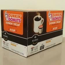 DD Decaf K Cups Coffee For Keurig Cup Brewers
