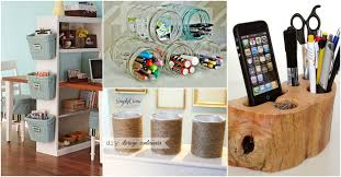 31 Helpful Tips and DIY Ideas For Quality fice Organisation