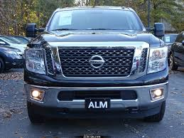 2018 Used Nissan Titan XD 4x4 Gas Crew Cab SV At Atlanta Luxury ...