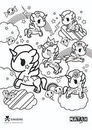 Tokidoki Colouring Page Coloring In 2019 Coloring Pages Color