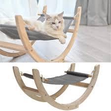 Amazon.com : Cheng-store Cat Bed Pet Hammock Rocking Chair ...