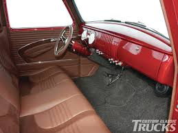1954 Chevrolet Pickup - Hot Rod Network Custom Hotrod Interiors Portage Trim Professional Automotive 56 Chevy Truck Interior Ideas Design Top Ford Paint Home Decoration Frankenford 1960 F100 With A Caterpillar Diesel Engine Swap Priceless Door Panels Grey Silver Red Black Car Aloinfo Aloinfo Doors Online Examples Pictures Megarct Amazing Cool In Dodge Ram Decor Color Best Fresh
