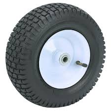 100 Heavy Duty Truck Wheels 13 In Pneumatic Tire With White Hub Dollies Hand S