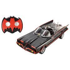 1966 batmobile rc remote control car vehicles batman dc comic and