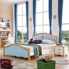 chambre enfant avec bureau chambre à coucher enfant avec bureau à étagère et tiroirs chambre