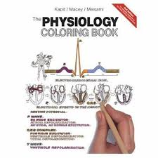 The Physiology Coloring Book 2nd Ed Amazoncouk Wynn Kapit Robert I Macey Esmail Meisami 9780321036636 Books