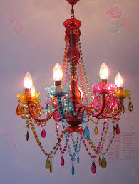 Captivating Modern Colorful Chandelier With Tiffany Bohemia Crystal Beads Chandeliers Restaurants
